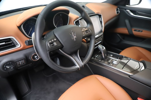 New 2020 Maserati Ghibli S Q4 for sale $87,285 at Bugatti of Greenwich in Greenwich CT 06830 13
