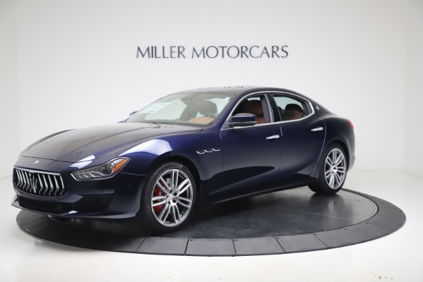 New 2020 Maserati Ghibli S Q4 for sale $87,285 at Bugatti of Greenwich in Greenwich CT 06830 2