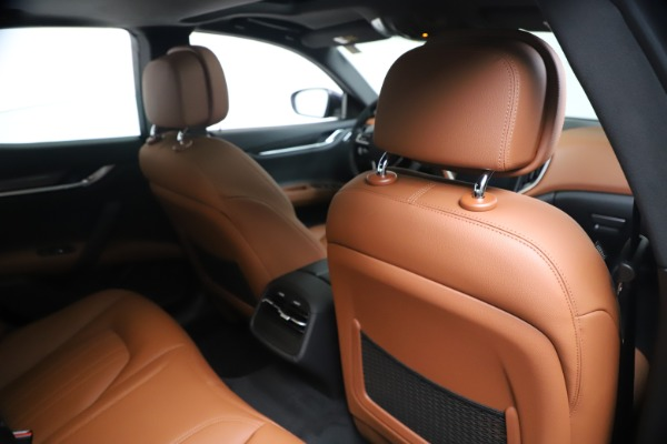 New 2020 Maserati Ghibli S Q4 for sale $87,285 at Bugatti of Greenwich in Greenwich CT 06830 28
