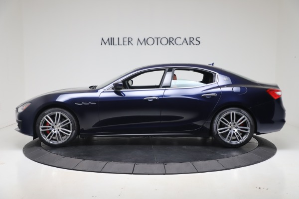 New 2020 Maserati Ghibli S Q4 for sale $87,285 at Bugatti of Greenwich in Greenwich CT 06830 3