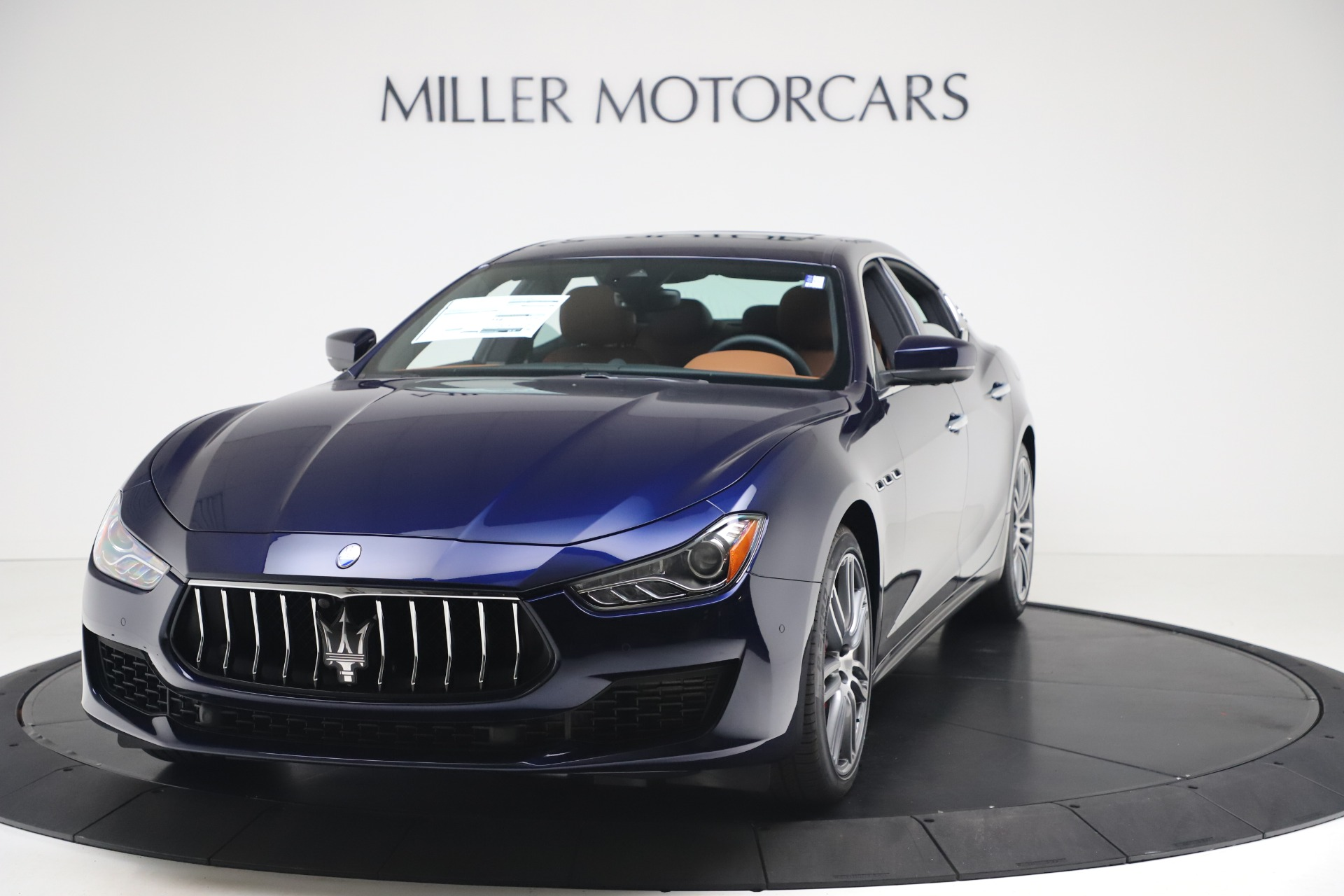 New 2020 Maserati Ghibli S Q4 for sale $87,285 at Bugatti of Greenwich in Greenwich CT 06830 1