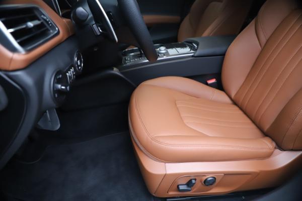 New 2020 Maserati Ghibli S Q4 for sale $84,735 at Bugatti of Greenwich in Greenwich CT 06830 15