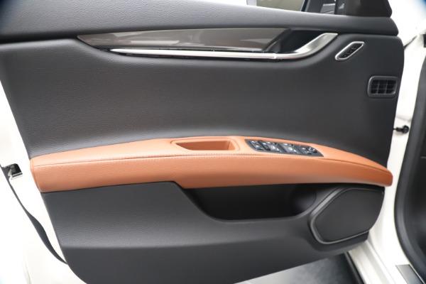 New 2020 Maserati Ghibli S Q4 for sale $84,735 at Bugatti of Greenwich in Greenwich CT 06830 17