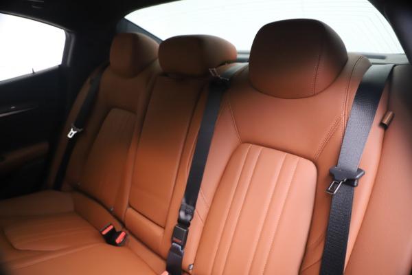 New 2020 Maserati Ghibli S Q4 for sale $84,735 at Bugatti of Greenwich in Greenwich CT 06830 18