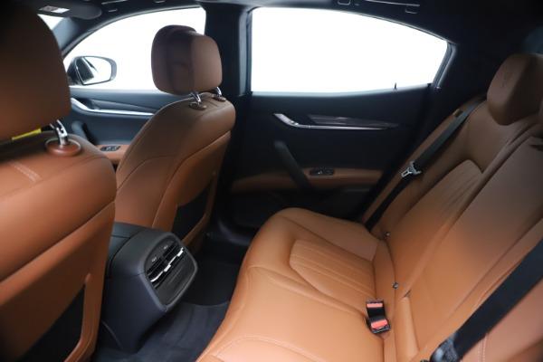 New 2020 Maserati Ghibli S Q4 for sale $84,735 at Bugatti of Greenwich in Greenwich CT 06830 19