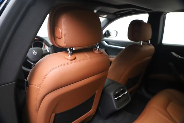 New 2020 Maserati Ghibli S Q4 for sale $84,735 at Bugatti of Greenwich in Greenwich CT 06830 20