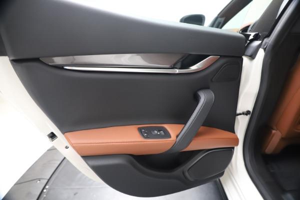 New 2020 Maserati Ghibli S Q4 for sale $84,735 at Bugatti of Greenwich in Greenwich CT 06830 21