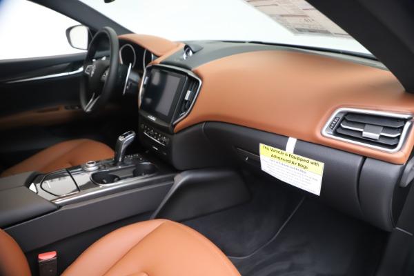 New 2020 Maserati Ghibli S Q4 for sale $84,735 at Bugatti of Greenwich in Greenwich CT 06830 22