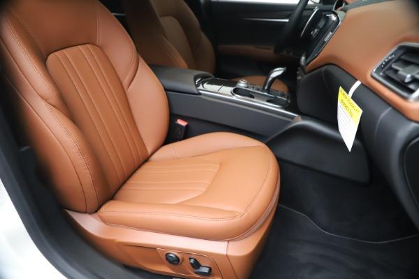 New 2020 Maserati Ghibli S Q4 for sale $84,735 at Bugatti of Greenwich in Greenwich CT 06830 24