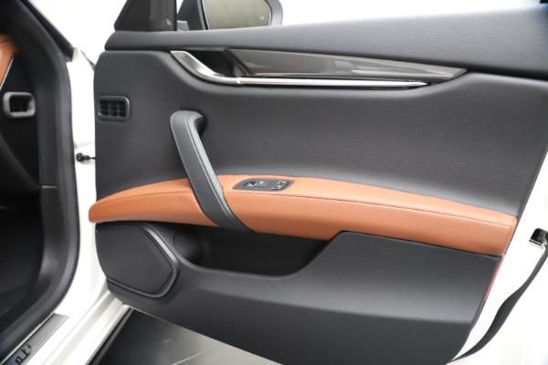 New 2020 Maserati Ghibli S Q4 for sale $84,735 at Bugatti of Greenwich in Greenwich CT 06830 25