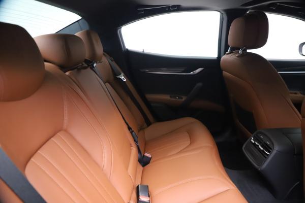 New 2020 Maserati Ghibli S Q4 for sale $84,735 at Bugatti of Greenwich in Greenwich CT 06830 27
