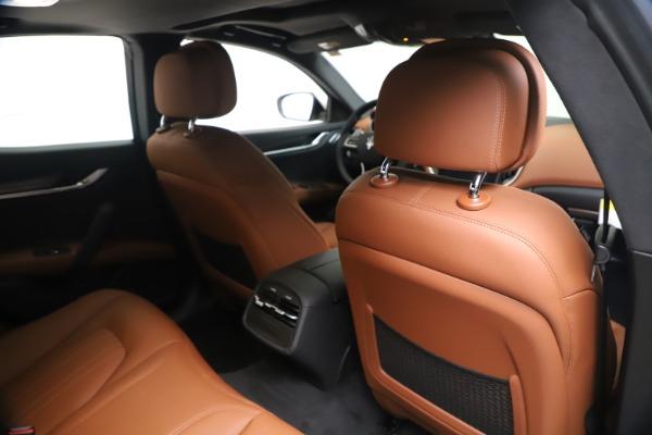 New 2020 Maserati Ghibli S Q4 for sale $84,735 at Bugatti of Greenwich in Greenwich CT 06830 28