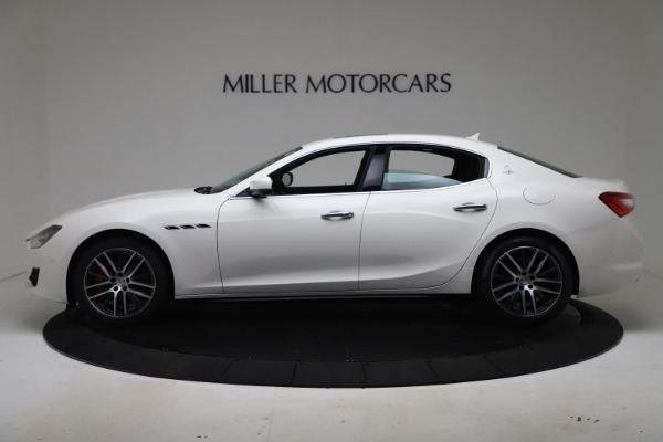 New 2020 Maserati Ghibli S Q4 for sale $84,735 at Bugatti of Greenwich in Greenwich CT 06830 3