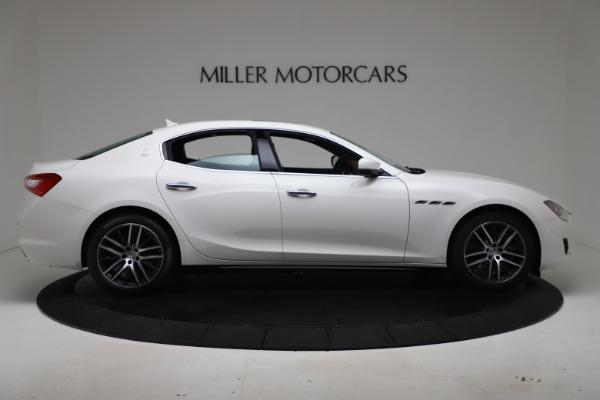 New 2020 Maserati Ghibli S Q4 for sale $84,735 at Bugatti of Greenwich in Greenwich CT 06830 9