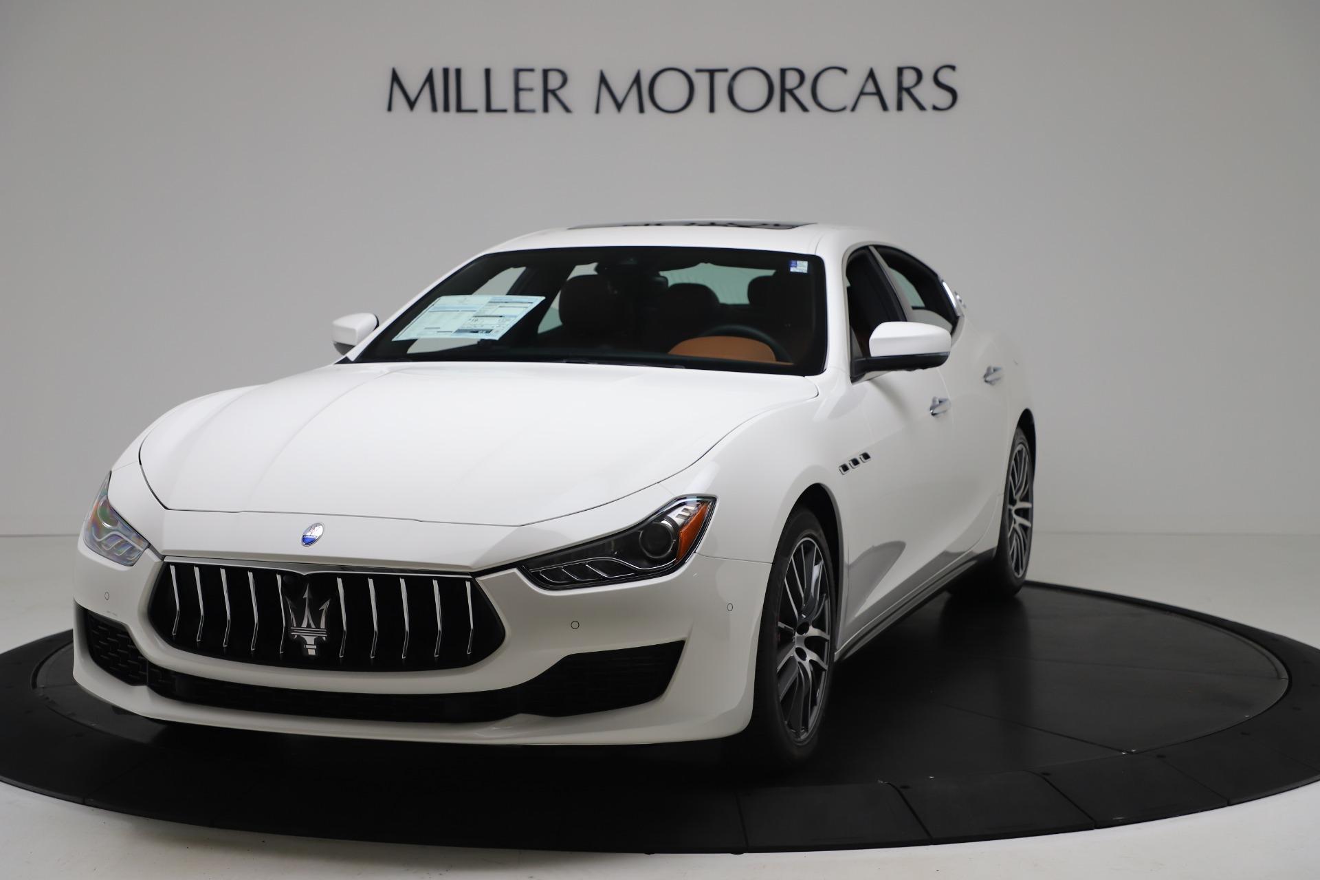 New 2020 Maserati Ghibli S Q4 for sale $84,735 at Bugatti of Greenwich in Greenwich CT 06830 1