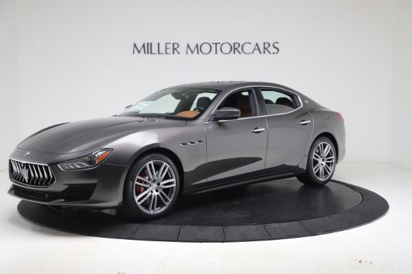 New 2020 Maserati Ghibli S Q4 for sale $87,285 at Bugatti of Greenwich in Greenwich CT 06830 2