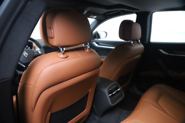 New 2020 Maserati Ghibli S Q4 for sale $87,285 at Bugatti of Greenwich in Greenwich CT 06830 20