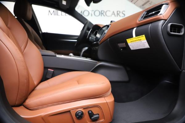 New 2020 Maserati Ghibli S Q4 for sale $87,285 at Bugatti of Greenwich in Greenwich CT 06830 23