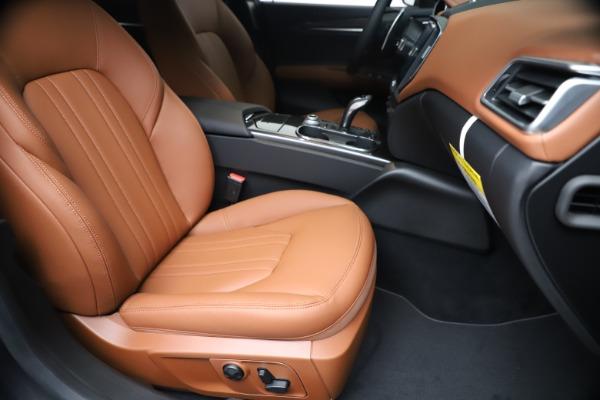 New 2020 Maserati Ghibli S Q4 for sale $87,285 at Bugatti of Greenwich in Greenwich CT 06830 24