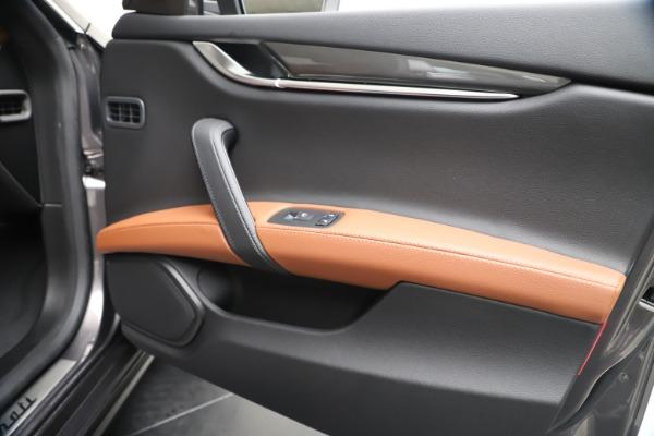 New 2020 Maserati Ghibli S Q4 for sale $87,285 at Bugatti of Greenwich in Greenwich CT 06830 25