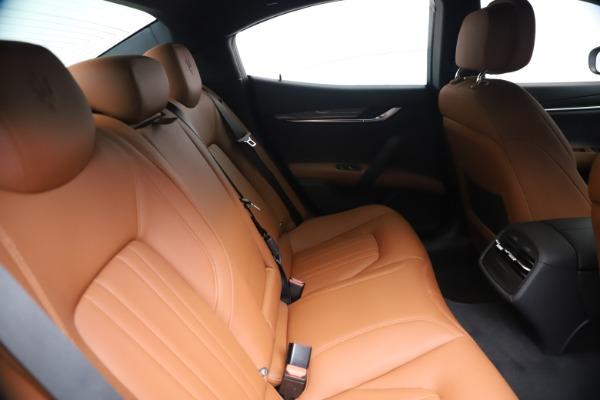 New 2020 Maserati Ghibli S Q4 for sale $87,285 at Bugatti of Greenwich in Greenwich CT 06830 27