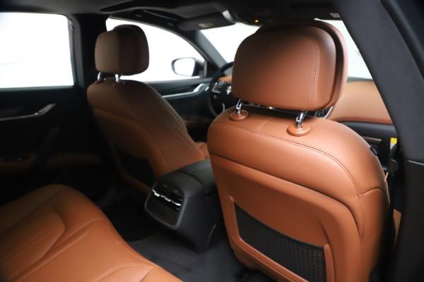 New 2020 Maserati Ghibli S Q4 for sale $87,285 at Bugatti of Greenwich in Greenwich CT 06830 28