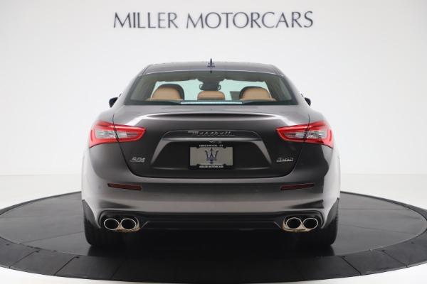 New 2020 Maserati Ghibli S Q4 for sale $87,285 at Bugatti of Greenwich in Greenwich CT 06830 6