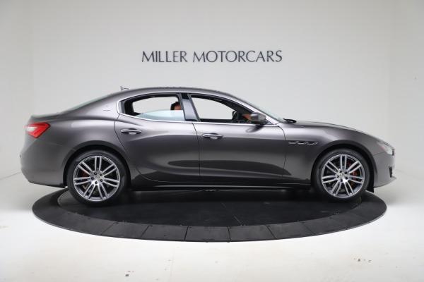 New 2020 Maserati Ghibli S Q4 for sale $87,285 at Bugatti of Greenwich in Greenwich CT 06830 9