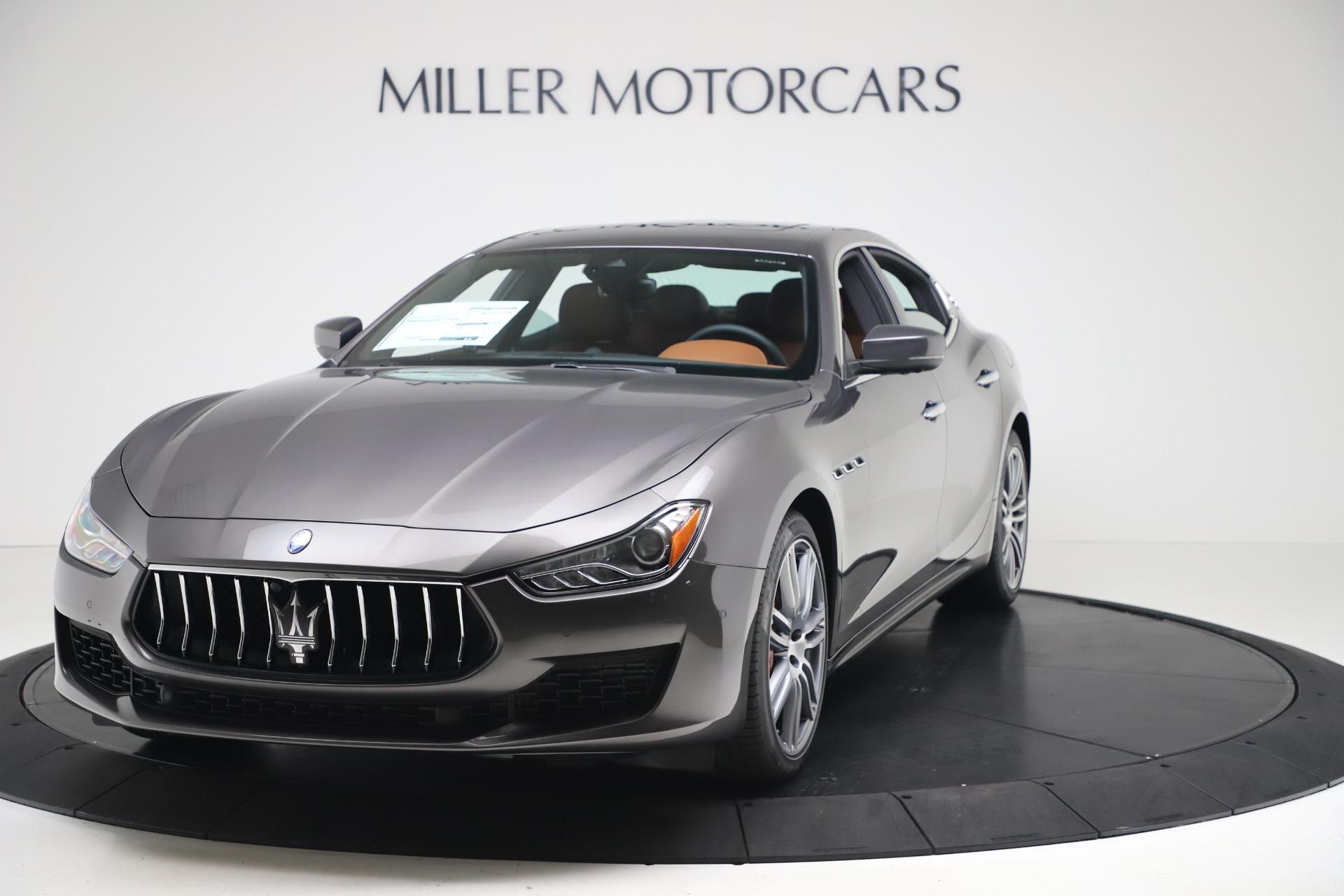 New 2020 Maserati Ghibli S Q4 for sale $87,285 at Bugatti of Greenwich in Greenwich CT 06830 1