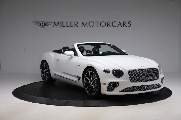 New 2020 Bentley Continental GTC V8 First Edition for sale $281,365 at Bugatti of Greenwich in Greenwich CT 06830 10