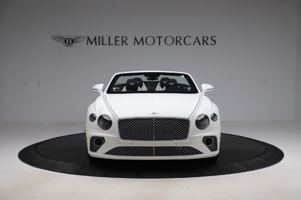 New 2020 Bentley Continental GTC V8 First Edition for sale $281,365 at Bugatti of Greenwich in Greenwich CT 06830 11