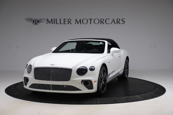 New 2020 Bentley Continental GTC V8 First Edition for sale $281,365 at Bugatti of Greenwich in Greenwich CT 06830 12