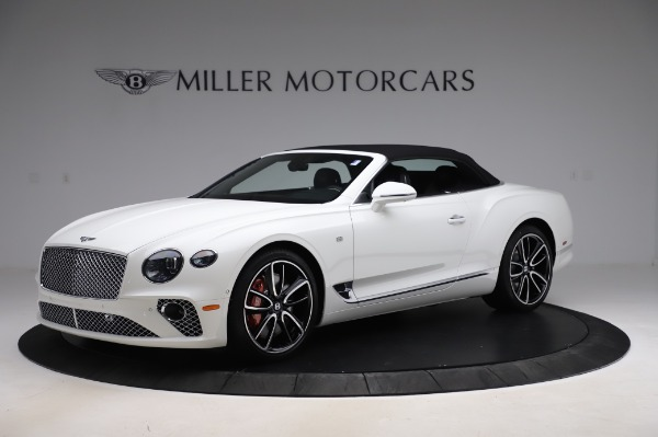 New 2020 Bentley Continental GTC V8 First Edition for sale $281,365 at Bugatti of Greenwich in Greenwich CT 06830 13