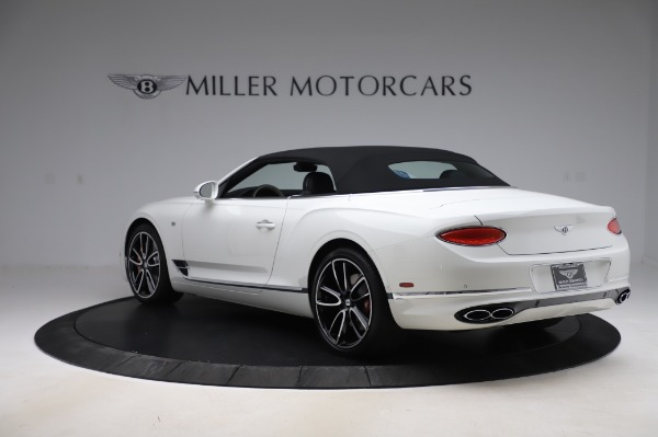 New 2020 Bentley Continental GTC V8 First Edition for sale $281,365 at Bugatti of Greenwich in Greenwich CT 06830 16