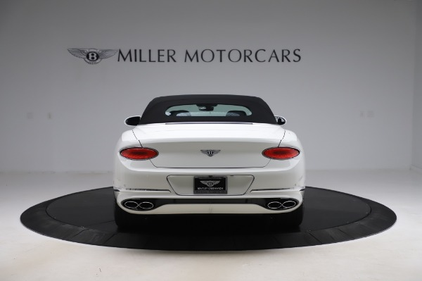 New 2020 Bentley Continental GTC V8 First Edition for sale $281,365 at Bugatti of Greenwich in Greenwich CT 06830 17
