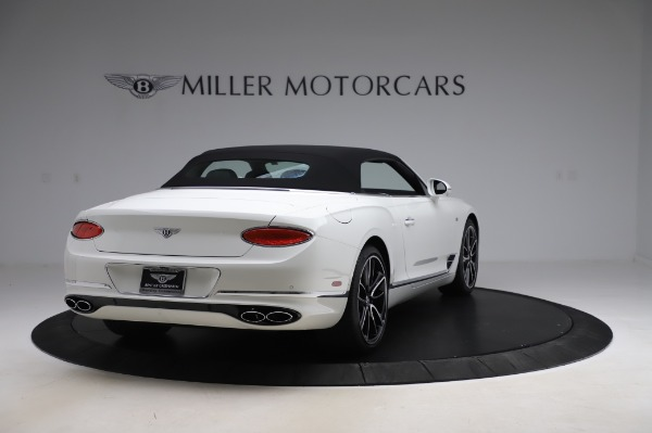 New 2020 Bentley Continental GTC V8 First Edition for sale $281,365 at Bugatti of Greenwich in Greenwich CT 06830 18