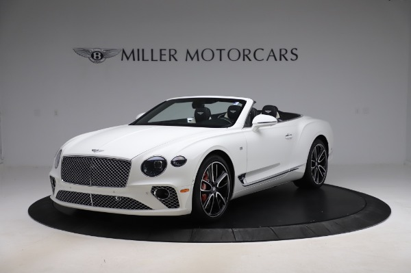 New 2020 Bentley Continental GTC V8 First Edition for sale $281,365 at Bugatti of Greenwich in Greenwich CT 06830 2