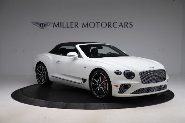 New 2020 Bentley Continental GTC V8 First Edition for sale $281,365 at Bugatti of Greenwich in Greenwich CT 06830 22