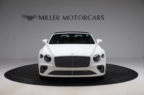 New 2020 Bentley Continental GTC V8 First Edition for sale $281,365 at Bugatti of Greenwich in Greenwich CT 06830 23