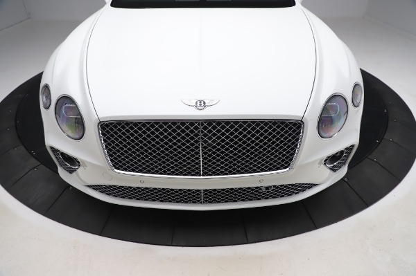 New 2020 Bentley Continental GTC V8 First Edition for sale $281,365 at Bugatti of Greenwich in Greenwich CT 06830 24