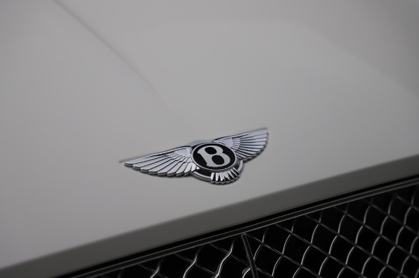New 2020 Bentley Continental GT Convertible V8 First Edition for sale $281,365 at Bugatti of Greenwich in Greenwich CT 06830 25