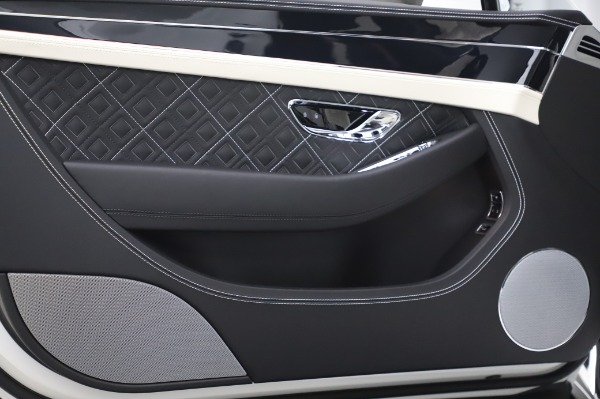 New 2020 Bentley Continental GT Convertible V8 First Edition for sale $281,365 at Bugatti of Greenwich in Greenwich CT 06830 28