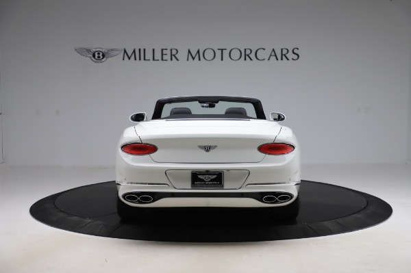 New 2020 Bentley Continental GT Convertible V8 First Edition for sale $281,365 at Bugatti of Greenwich in Greenwich CT 06830 5