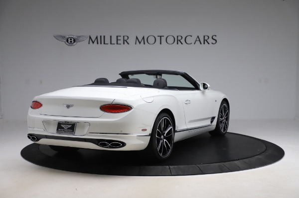 New 2020 Bentley Continental GTC V8 First Edition for sale $281,365 at Bugatti of Greenwich in Greenwich CT 06830 6