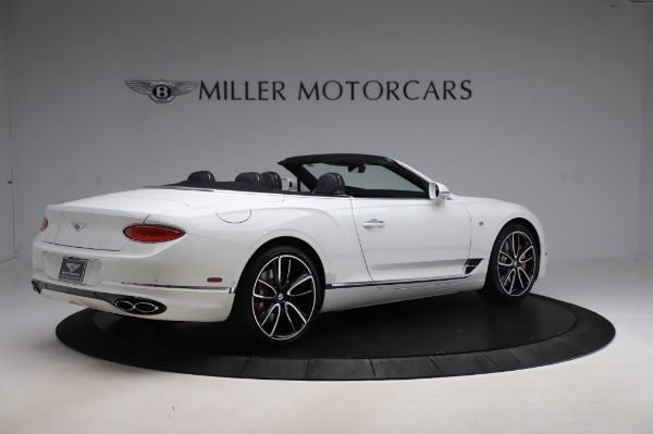 New 2020 Bentley Continental GTC V8 First Edition for sale $281,365 at Bugatti of Greenwich in Greenwich CT 06830 7