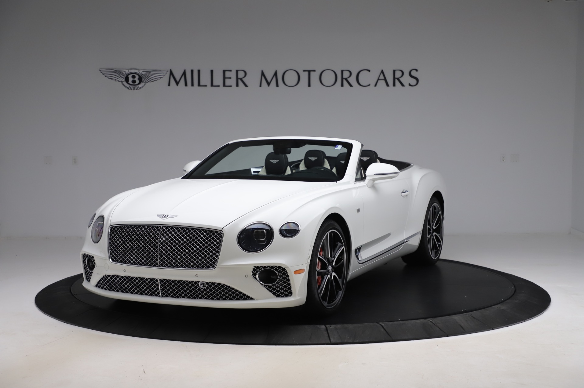 New 2020 Bentley Continental GTC V8 First Edition for sale $281,365 at Bugatti of Greenwich in Greenwich CT 06830 1