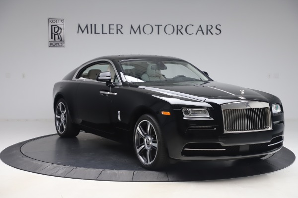 Used 2014 Rolls-Royce Wraith Base for sale $168,900 at Bugatti of Greenwich in Greenwich CT 06830 11