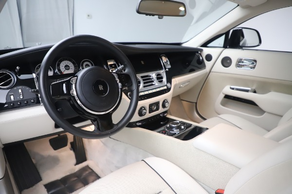 Used 2014 Rolls-Royce Wraith Base for sale $168,900 at Bugatti of Greenwich in Greenwich CT 06830 17