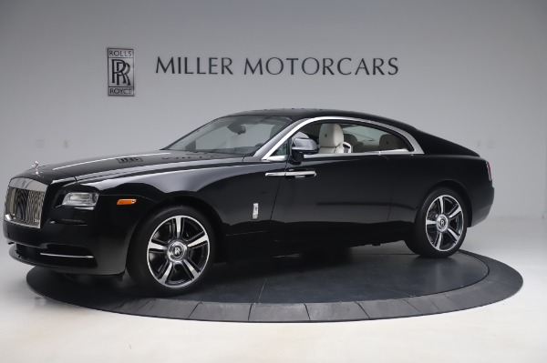 Used 2014 Rolls-Royce Wraith for sale $165,900 at Bugatti of Greenwich in Greenwich CT 06830 2
