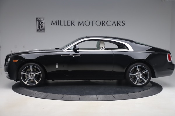 Used 2014 Rolls-Royce Wraith Base for sale $168,900 at Bugatti of Greenwich in Greenwich CT 06830 3